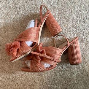 Loeffler Randall Camellia Heels 6.5